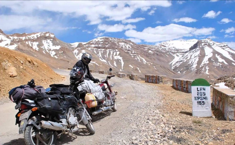 The Best Adventure Sports In Leh Ladakh Bike Trips Leh Ladakh