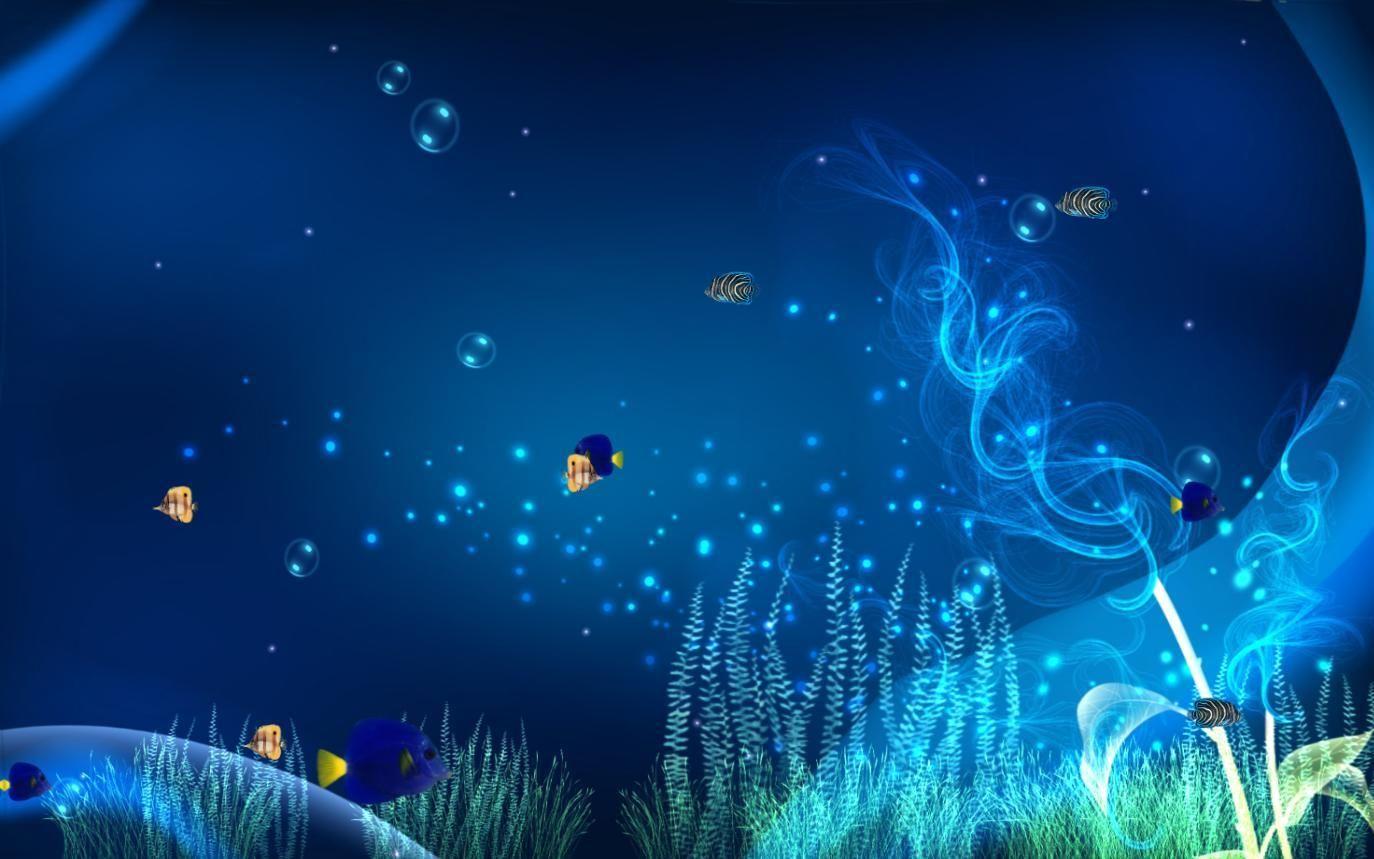 Ocean Adventure Aquarium Is A Unique Screensaver That Will Bring