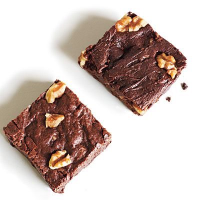 Healthier brownie recipes from Cooking Light. I'll have to try the salted caramel brownie!!