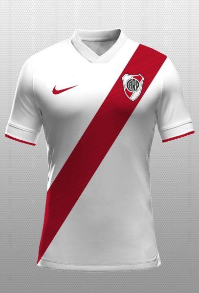 2397fbbc1 River Plate Home 17-18 ? | Football | Football, Wilson sport, Sports