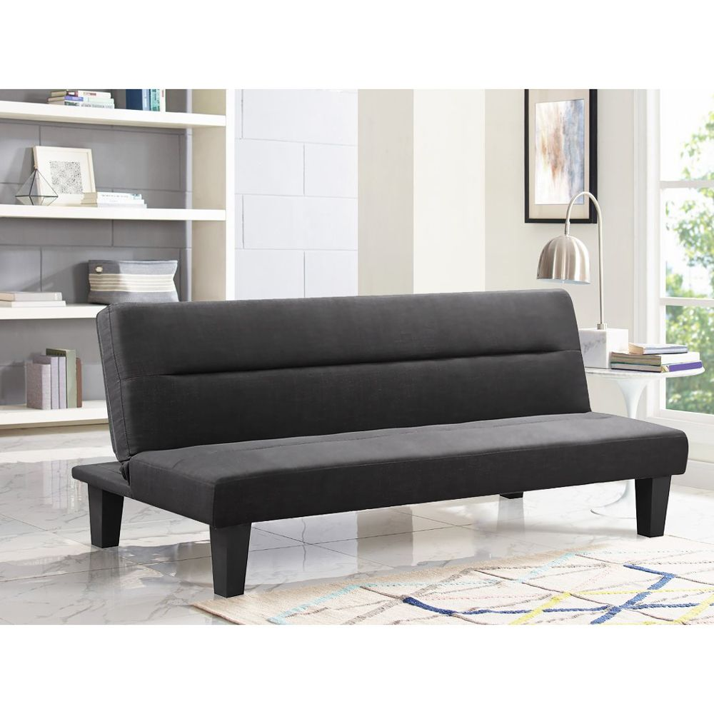 Ametista is a 2 seat sofa bed of modern and minimal design ...