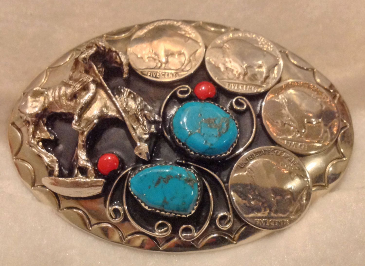 Pin On Vintage Native American Jewelry