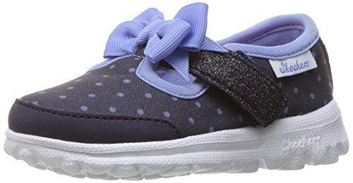 4568713efde nice Skechers Kids Go Walk Bitty Bow Sneaker (Toddler Little Kid ...