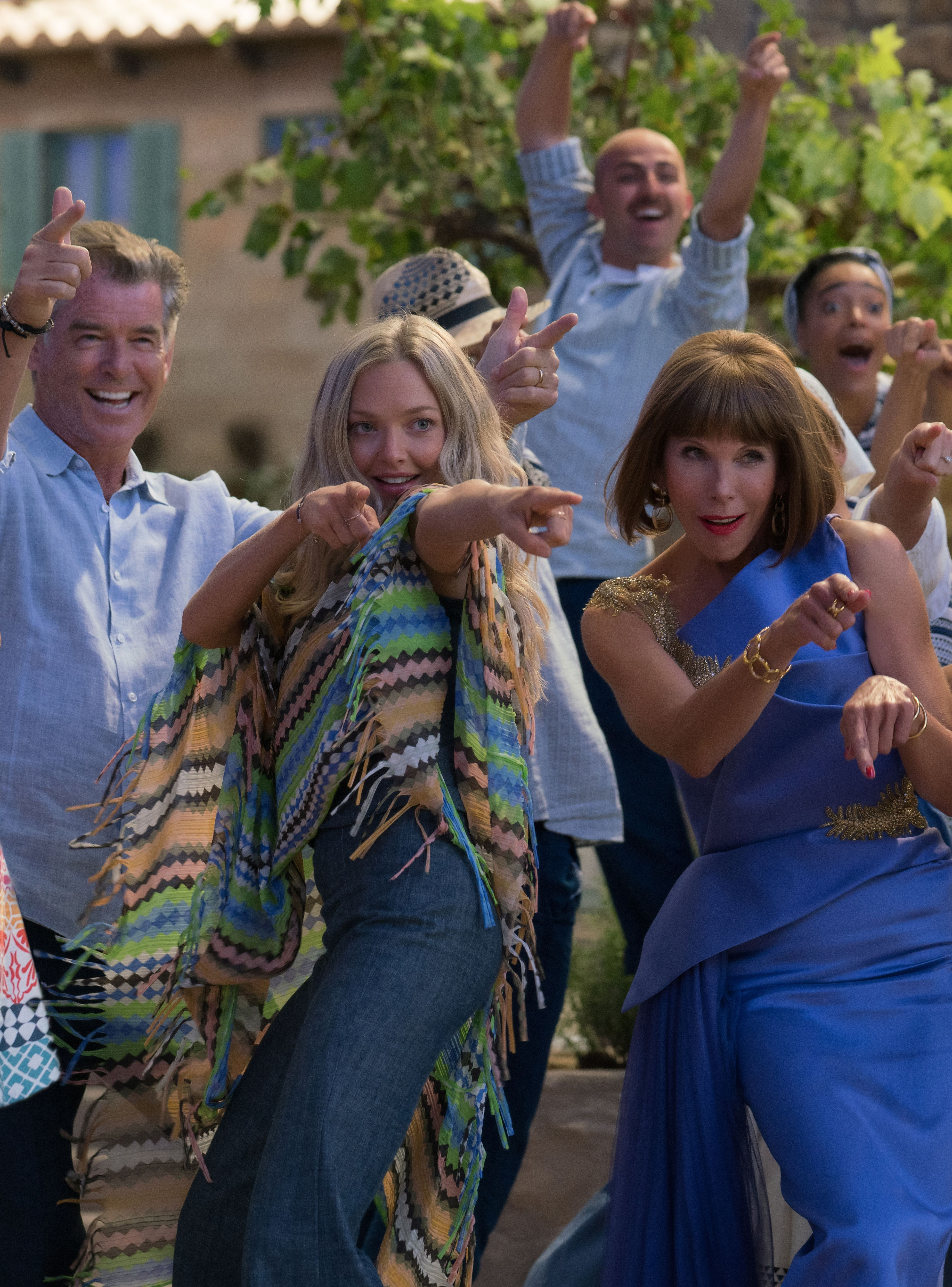 How To Keep Track Of The Rapidly Growing Cast Of Mamma Mia 2