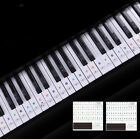 Keyboard Piano Black Removable Piano And Keyboard Stickers For 49 61 76 8 LMD AB… – Musik-Noten