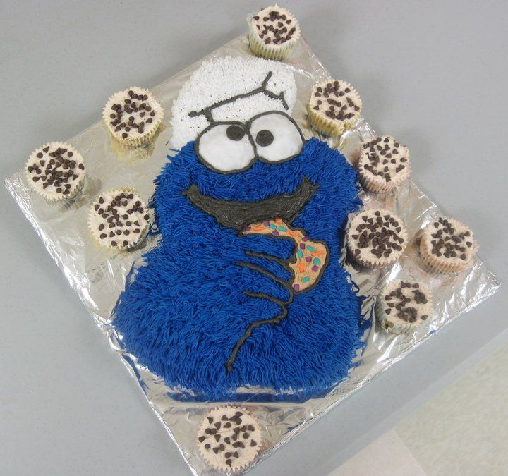 Cookie Monster!!!!