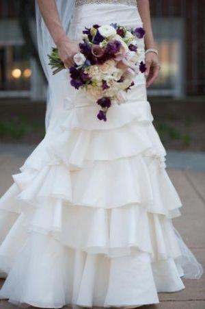 Love the skirt on this dress #LOVEPOST
