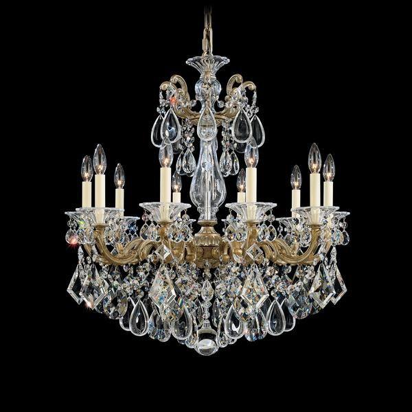 La Scala 10lt 1rwxz Lighting San Antonio Lighting