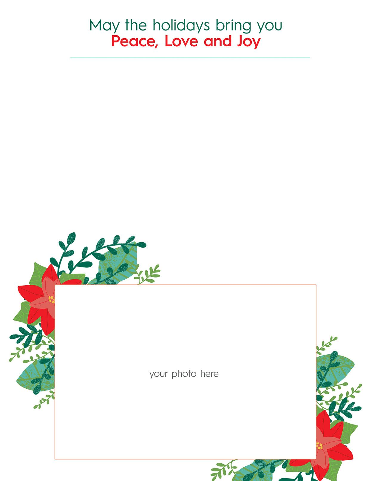 Word Christmas Letter Template Free Christmas Letter Template Holiday Letters Template Christmas Letter Template Free