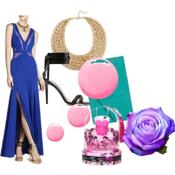 """""""bcbg prom dresses long"""" by sherryoliver on Polyvore"""