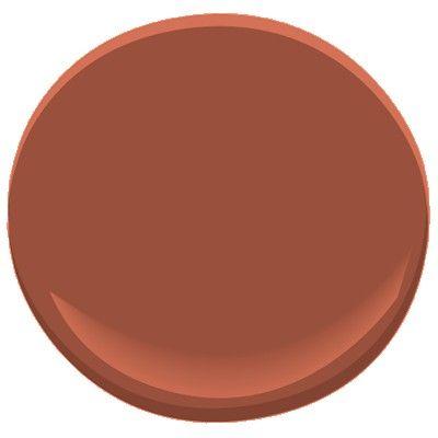 Cinnamon2174-20 Benjamin Moore