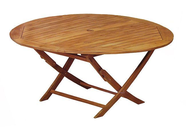 47  Acacia Wood Outdoor Patio Furniture Round Folding Table     47  Acacia Wood Outdoor Patio Furniture Round Folding Table   Products    Pinterest   Round folding table and Products