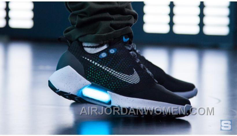 outlet online fashion styles popular brand Nike HyperAdapt 1.0 MT2 Black | Sneakers nike, Nike basketball ...