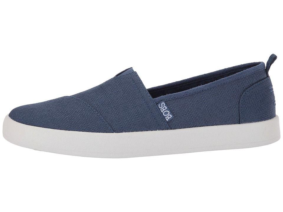 3385d6354602 BOBS from SKECHERS Bobs - B-Loved Women s Slip on Shoes Navy ...