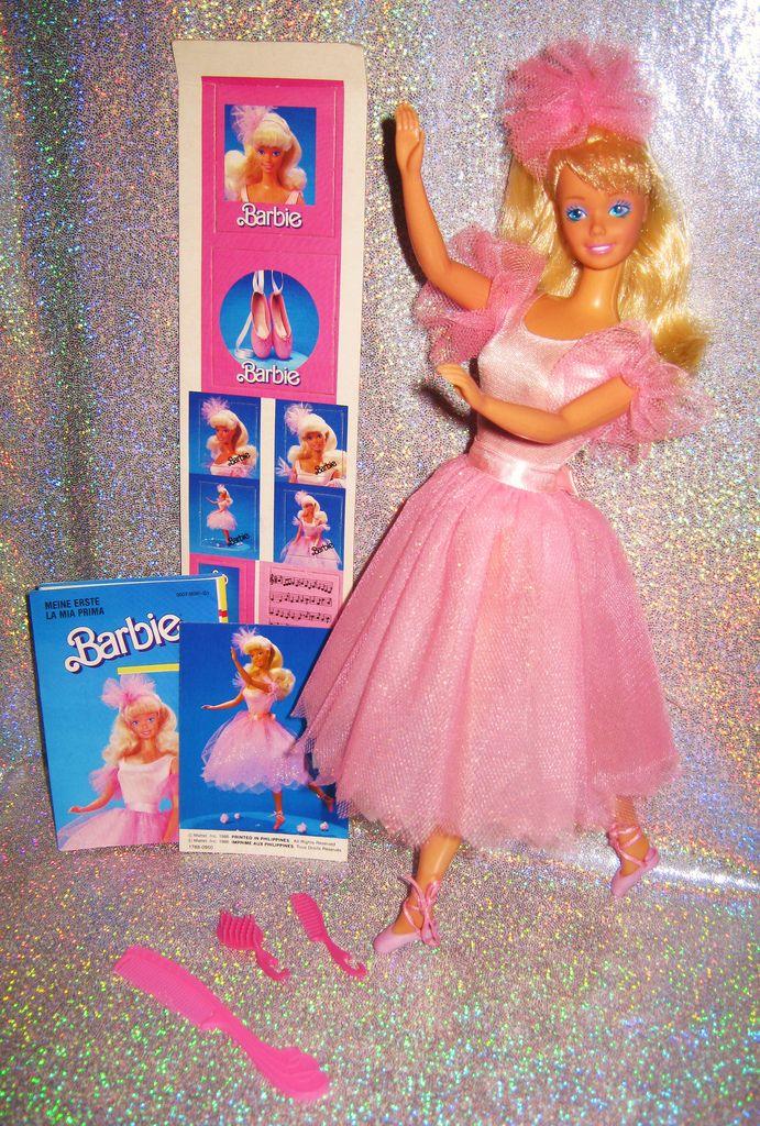 Meine wirklich erste barbie | Barbie, Barbie sammlung und