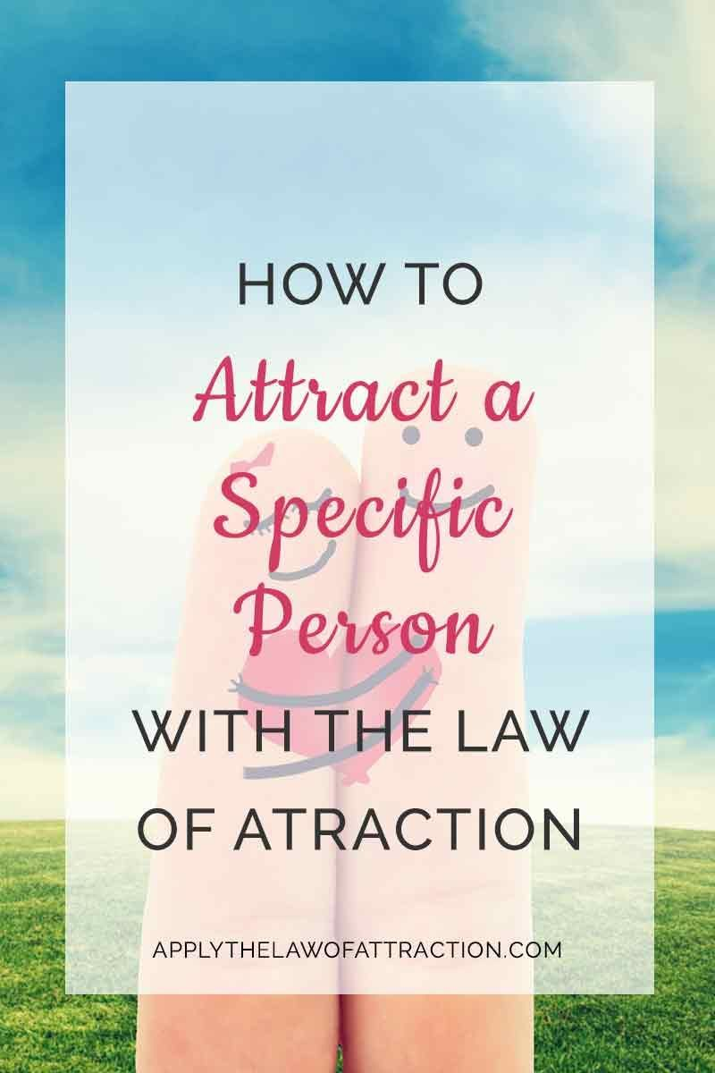 Do you want to use the law of attraction to manifest a