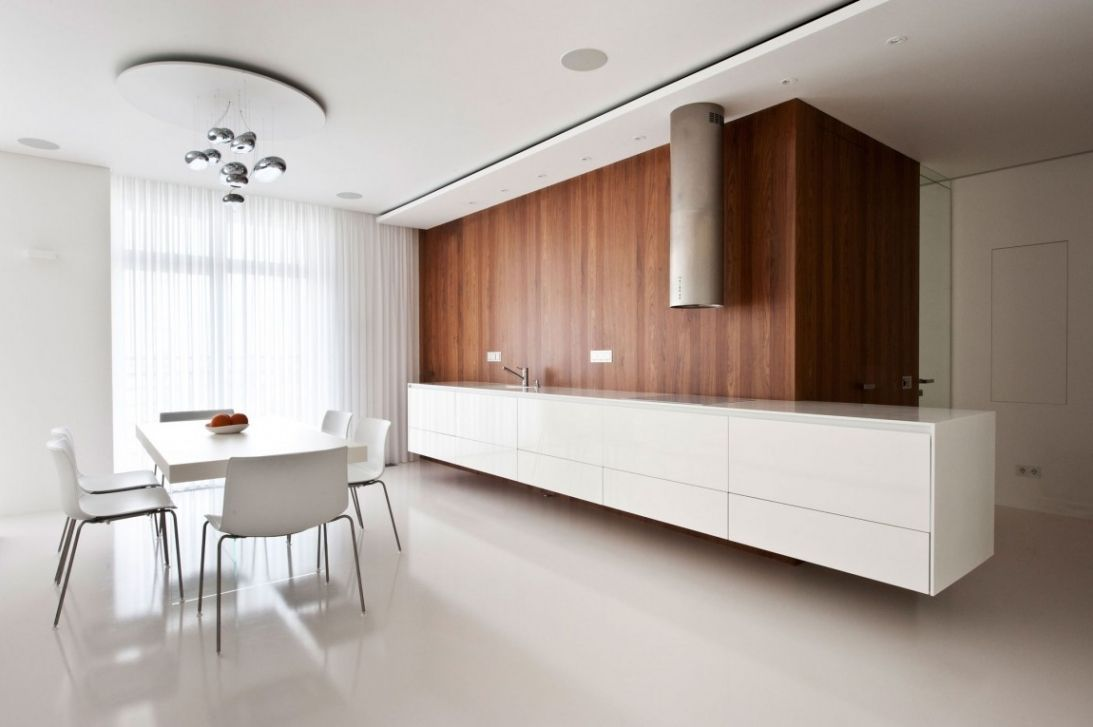 phenomenon minimalist stylish white kitchen inspirations white