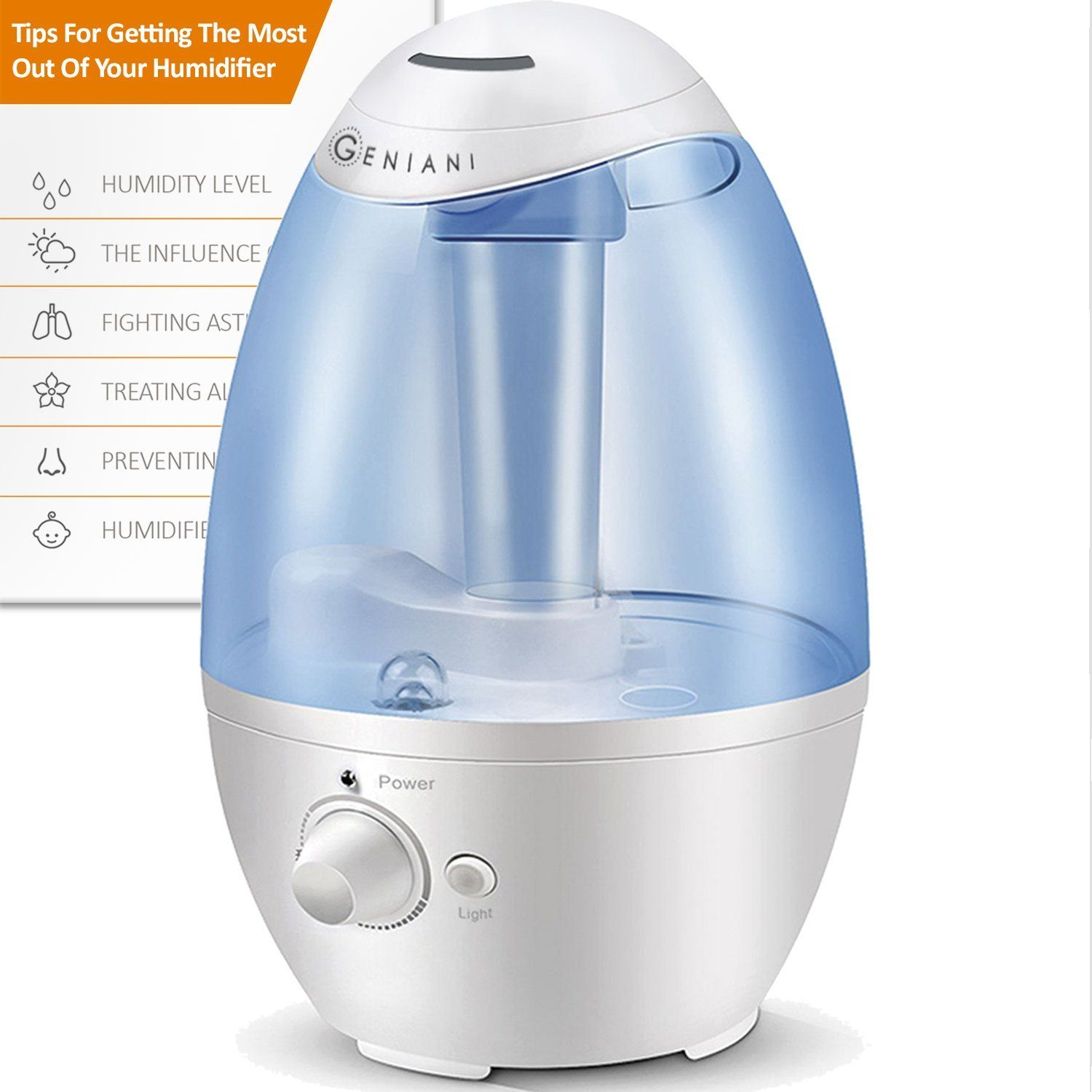 4. Top 10 Best Humidifiers Review Best humidifier