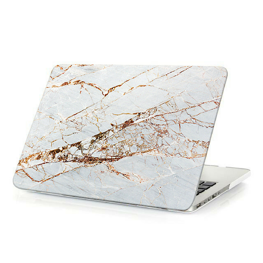 Rose Gold Marble Macbook Case Coconut Lane Marble