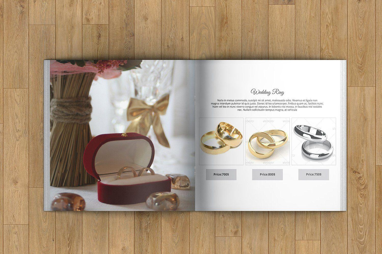 Jewellery Product Catalog V345 Jewelry Catalog Brochure