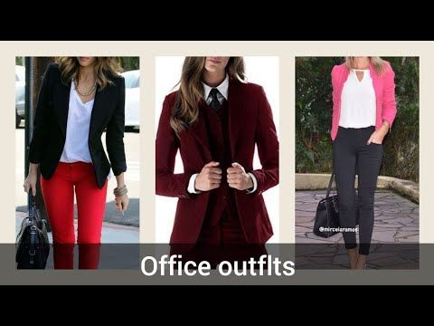 Photo of latest styles of office work women's casual outfits ideas – video