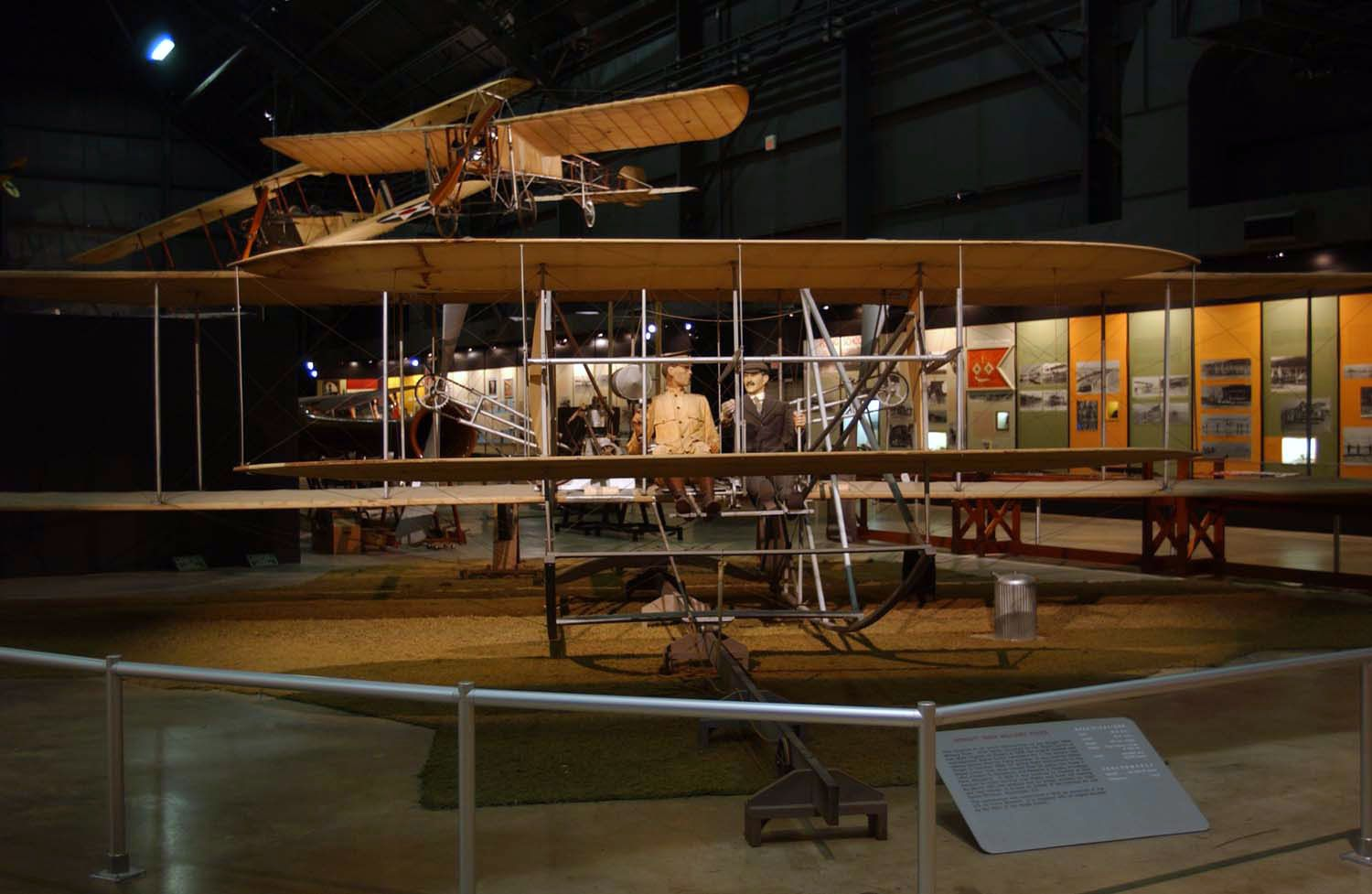 National Air Force Museum, WrightPatterson AFB, Dayton