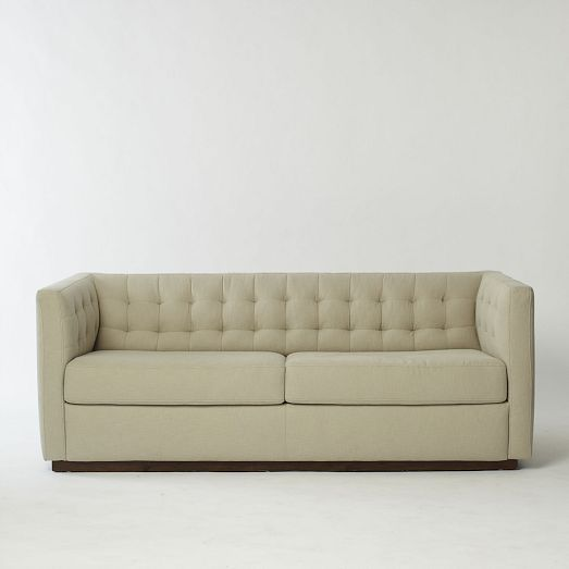 Sofa, Deep Seat Cushions, Oversized