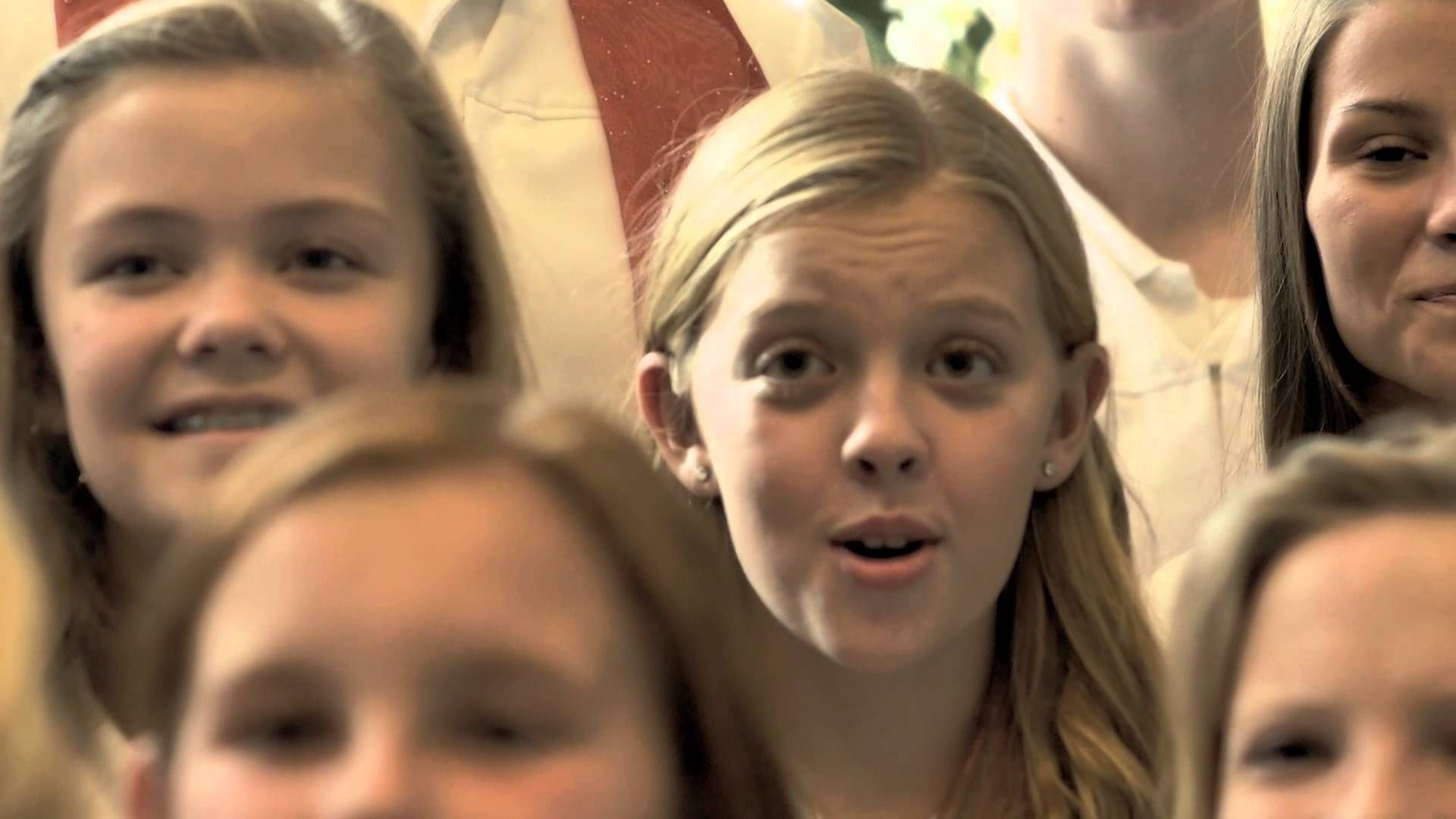 One Voice Children S Choir Performs David Archuleta S Glorious At Millennial Falls In Draper Utah Credits Glori David Archuleta Choir Inspirational Music