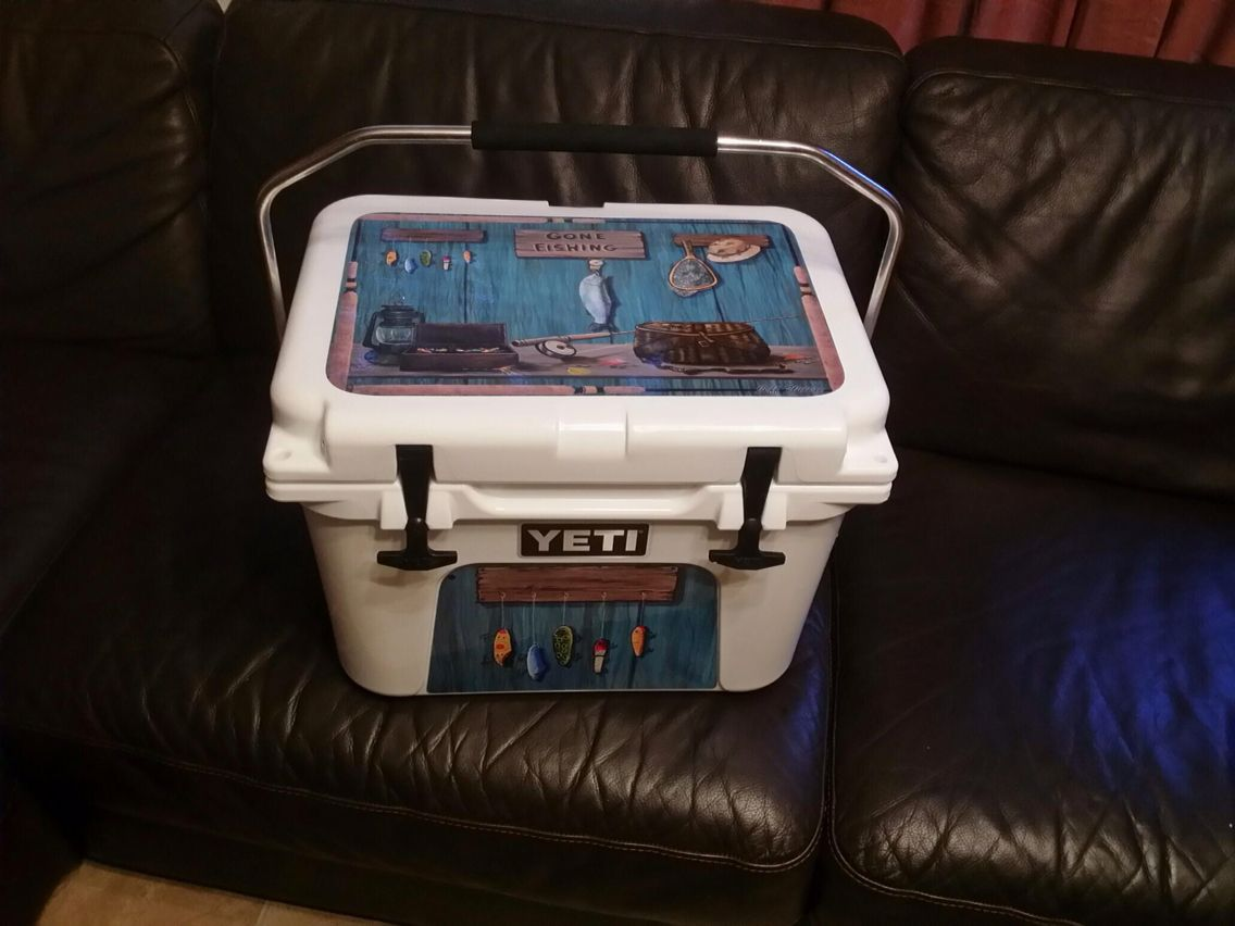 Best 25 yeti cooler wraps ideas on pinterest yeti cup for Best fishing coolers