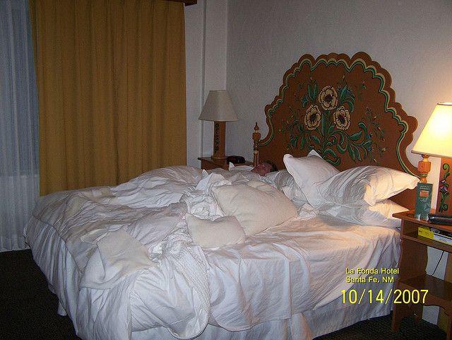 #Santa Fe, New Mexico, La Fonda...    http://merchandising.expediaaffiliate.com/campaign/page/?campaignId=60435