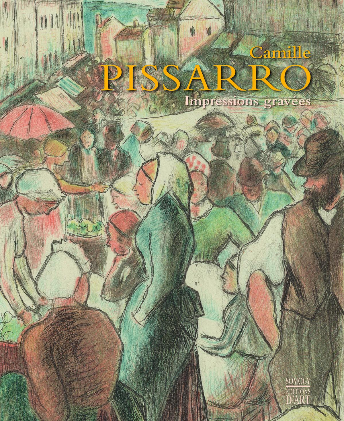 Camille Pissarro et Edgar Degas ont inventé l'estampe impressionniste. C'est à l'aube des années 1860 que Pissarro grave ses premières eaux-fortes. En 1873, à l'initiative du docteur Gachet, il renoue avec la gravure en compagnie de Guillaumin et de Cézanne. Puis, à partir de 1879, Degas l'initie aux encrages en couleurs.