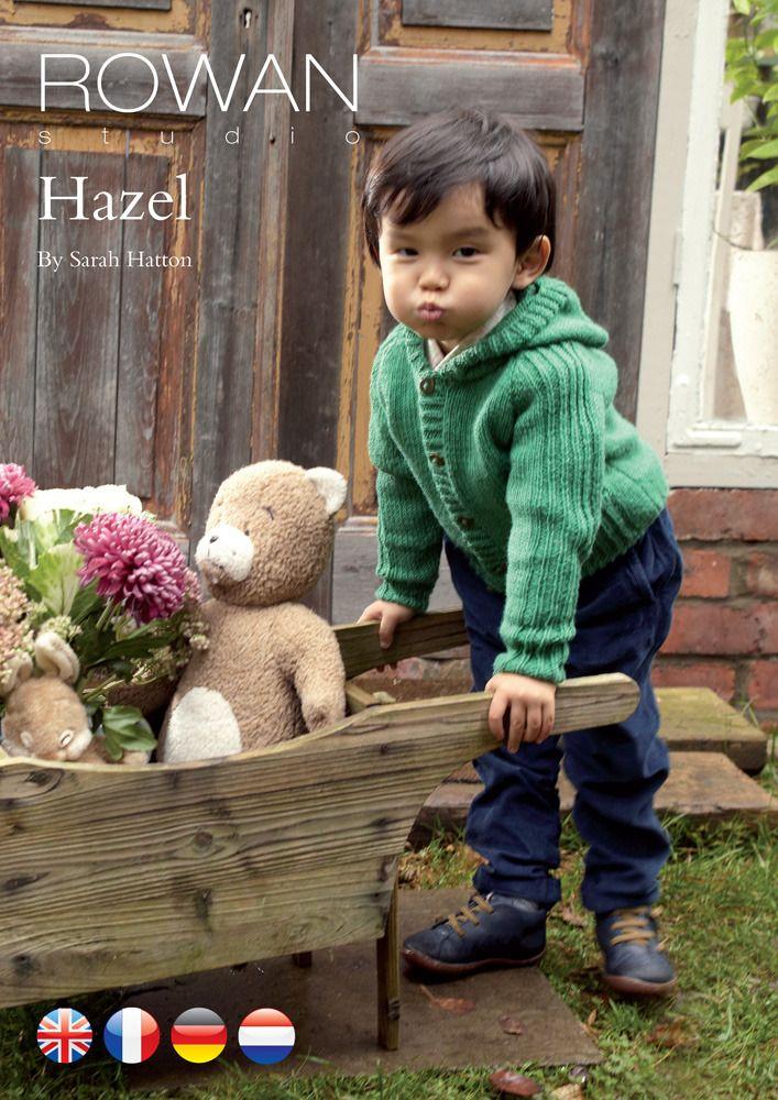 Hazel in Rowan Baby Merino Silk DK | baby layette | Pinterest ...