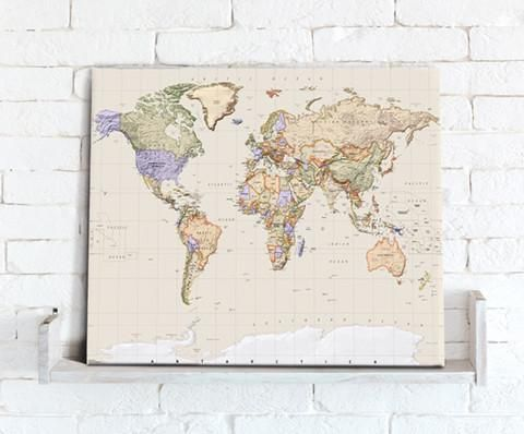 Map canvas political world map empire map canvas pinterest map canvas political world map empire gumiabroncs Choice Image