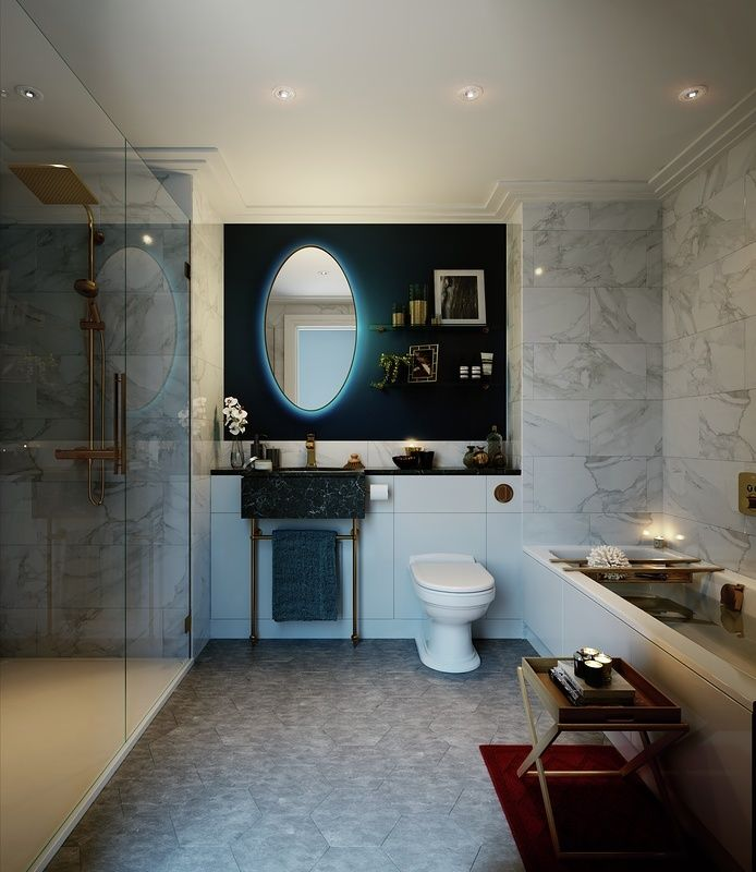 The Avenue By Executive Apartments: Highly Refined, Beautiful Details. The 'Melrose Avenue