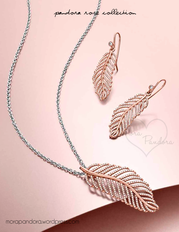 Pandora Rose Official Collection - Light as a Feather ...