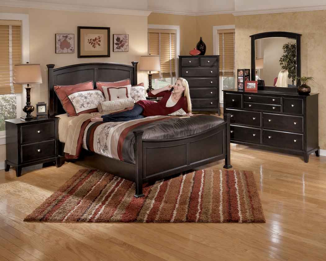 Chelton Solid Hardwood Master Bedroom Set Marjen Of Chicago - Marjen furniture