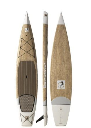 Lakeshore Wet Woody Stand Up Paddle Board - 12  6