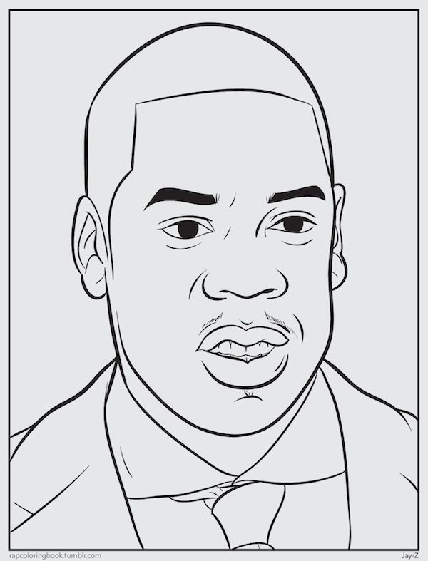Bun B S Jumbo Coloring And Rap Activity Book Coloring Pages