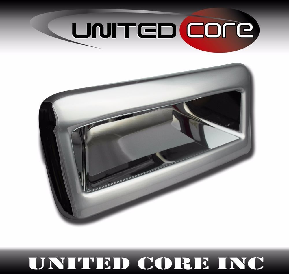 Chrome Tailgate Handle Coverford Explorer 11 14 2014 Ford Explorer Chrome Door Handles Ford Explorer