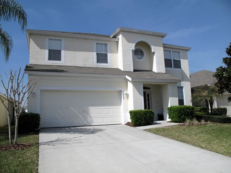 2608 Daulby Street, Kissimmee FL is a 6 Bed / 4 Bath vacation home in Windsor Hills Resort near Walt Disney World Resort