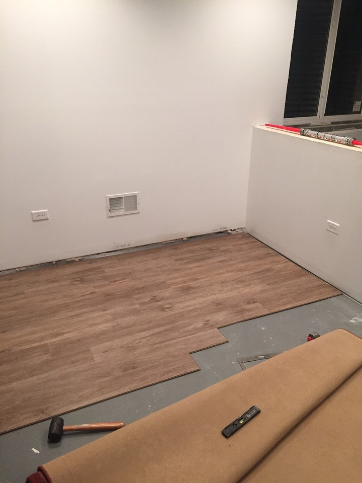 How to Install Vinyl Plank Flooring as a Beginner in 2020