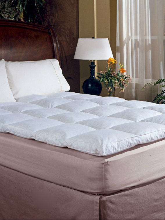 22 Products People Who Never Leave Their Beds Must Have Mattress Topper Mattress Bed