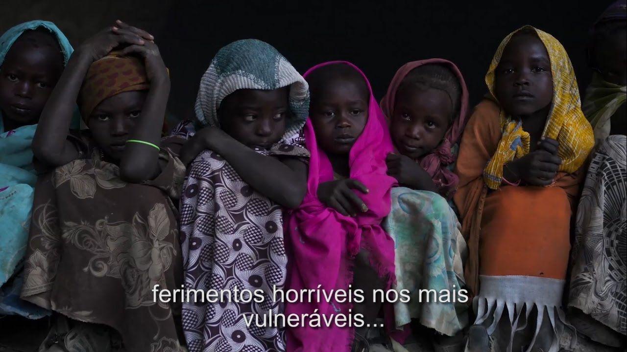 Uma forma brutal de matar: uso de armas químicas no Sudão