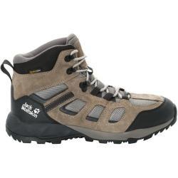 Photo of Jack Wolfskin Waterproof Men Hiking Shoes Vojo Hike Extended Version Texapore Mid Men 45.5 brown