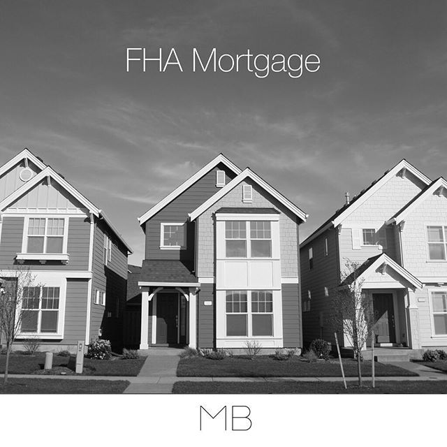 fha mortgage thought of as the first time home loan program but