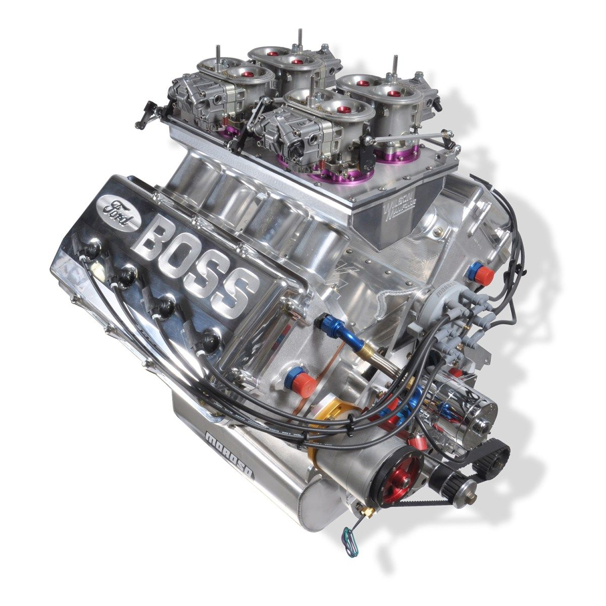 Kaase 830 C I Pro Stock Ford Ford Racing Engines Ford Racing Ford