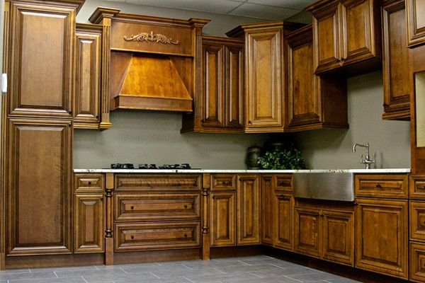 Delaware Ginger kitchen by Sollid Cabinetry | SOLLiD Kitchens ...
