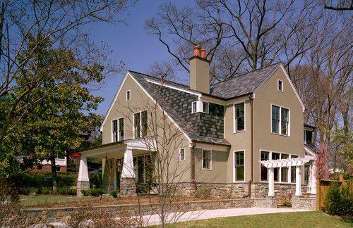 Virginia Avenue Residence - contemporary - exterior - dc metro - Moore Architects, PC