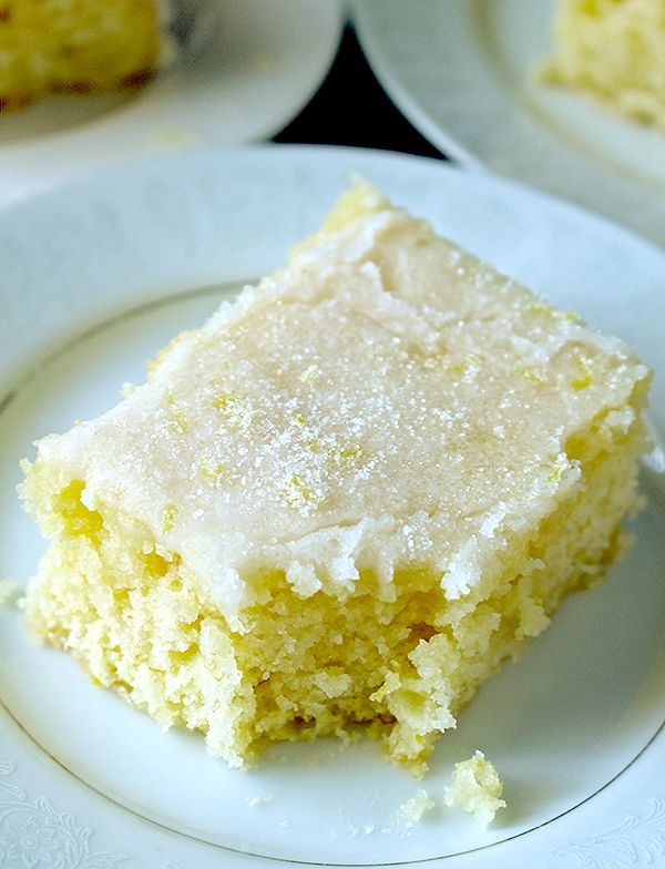 Lemon Buttermilk Sheet Cake Recipe Baking Sheet Cake Cake