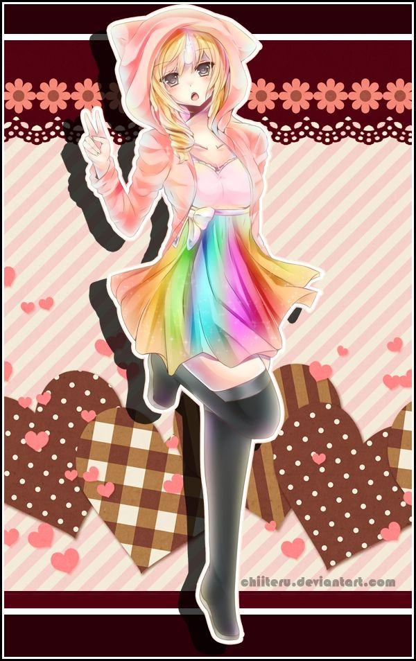 Lady Rainicorn, Adventure Time